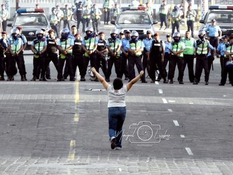 Standing with the people of Nicaragua