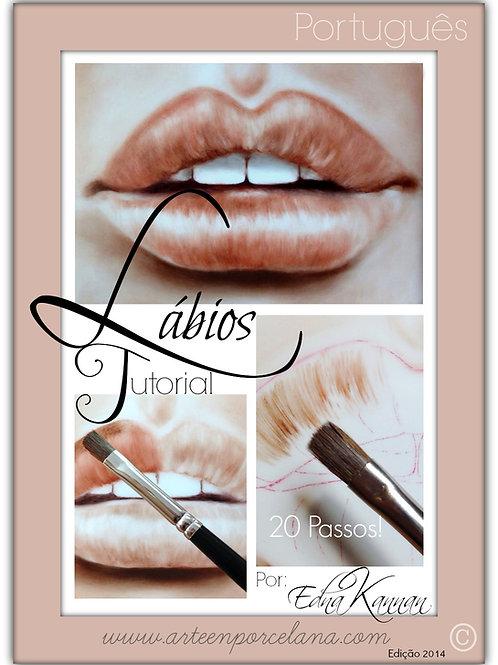 Lábios Tutorial