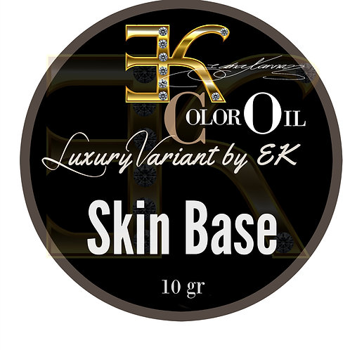 Skin Base / LIQUID / Separated Colors -10 gr.
