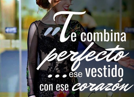 Te combina perfecto...