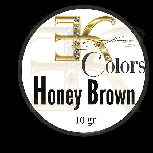 HONEY BROWN / POWDER COLOR (10gr)