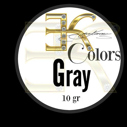 GRAY / POWDER COLOR (10gr)