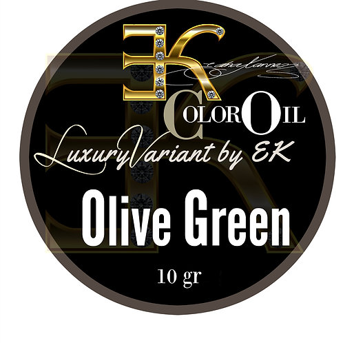 Olive Green / LIQUID / Separated Colors -10 gr.