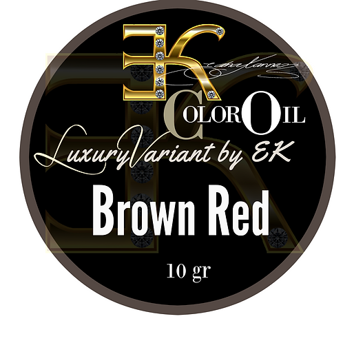Brown Red / LIQUID / Separated Colors -10 gr.