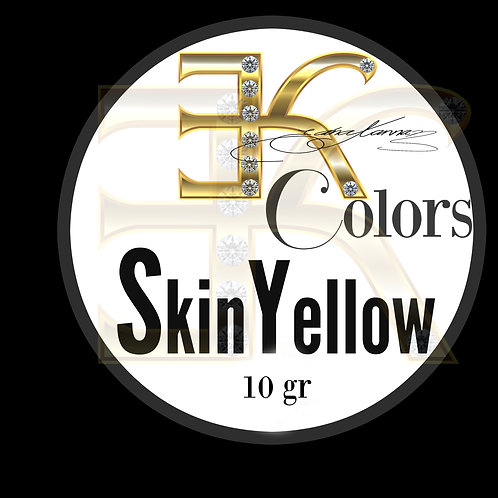 SKIN YELLOW / POWDER COLOR (10 gr)