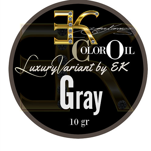 Gray / LIQUID / Separated Colors -10 gr.