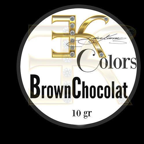 BROWN CHOCOLAT / POWDER COLOR (10gr)