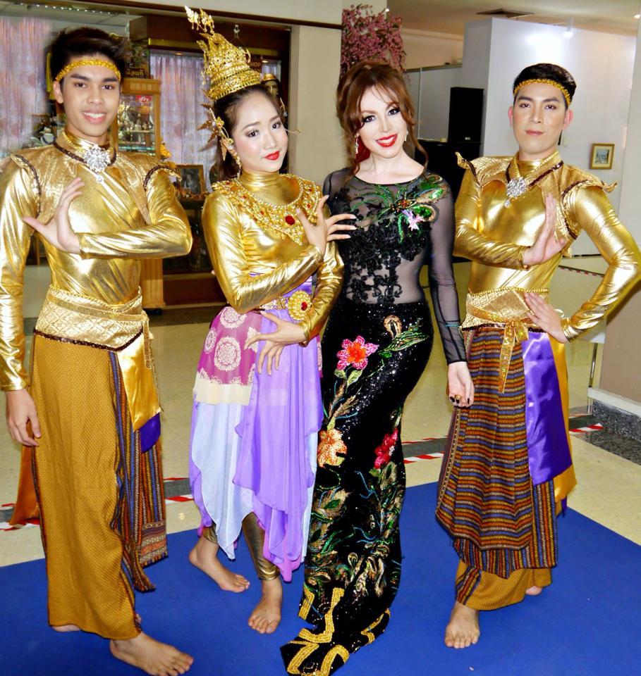 Edna Kanna in Thailand 2015