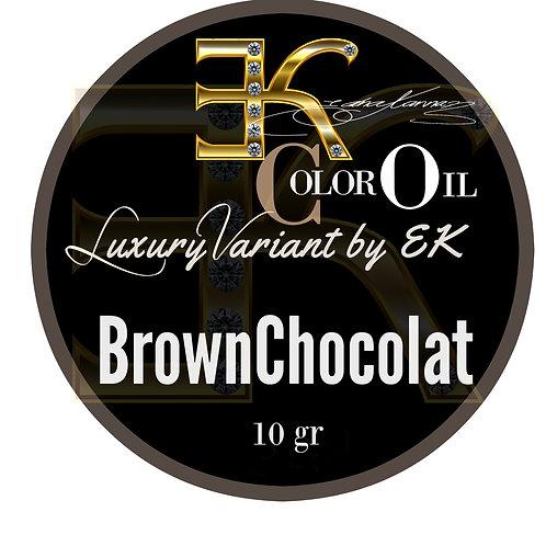 Brown Chocolate / LIQUID / Sep. Colors -10 gr.