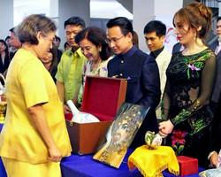 Thailand Princess Sirikit