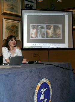 Conferencia en Salou, España 2011