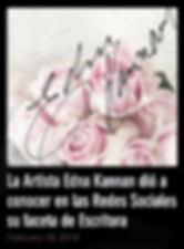 Edna Kannan / Autora