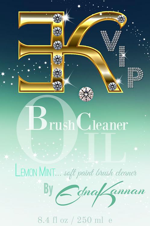 Cleaner Brush Oil / Limpiador de Pinceles  8.4 fl oz  /  250 ml  /  $600 MX