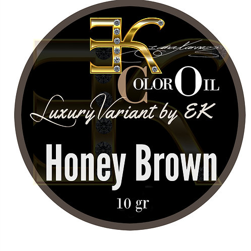 Honey Brown / LIQUID / Separated Colors -10 gr.