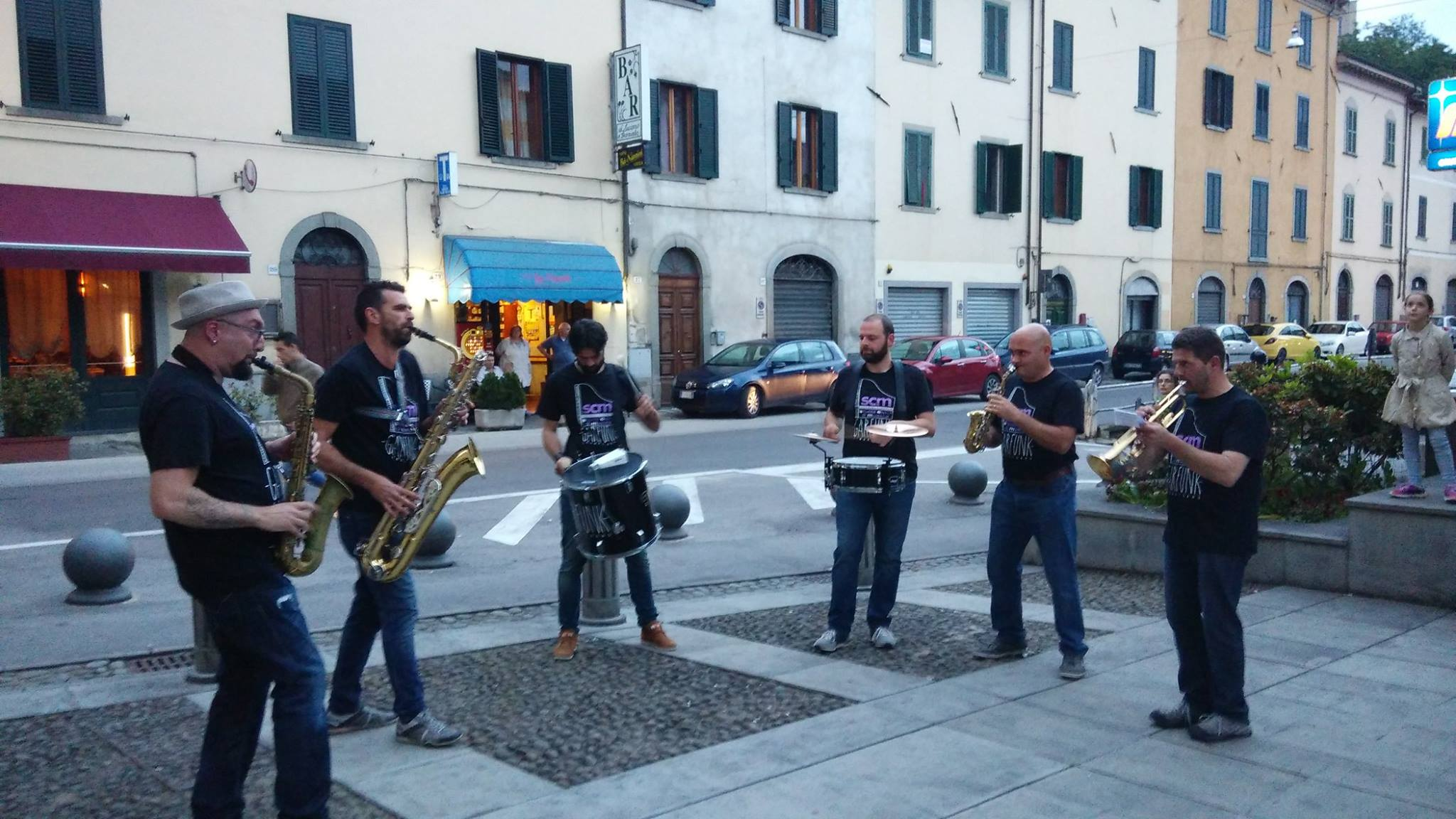 Garfunk Street Band