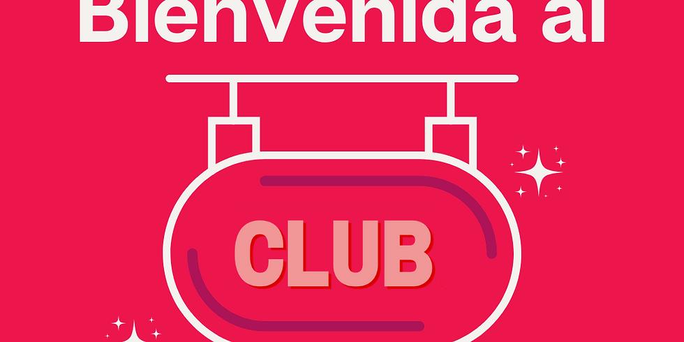 Bienvenida al Club