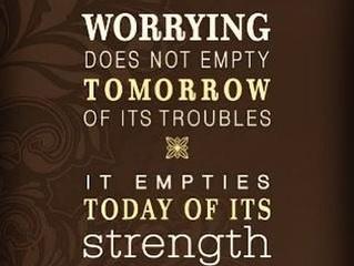 Don't Borrow Trouble