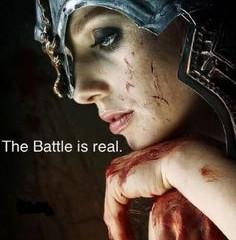 It's a Battle