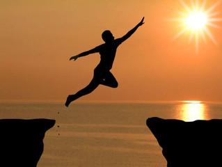 That Leap of Faith