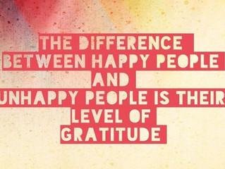 Gratitude In the Midst