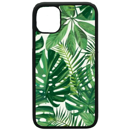 Leaf Me Alone Phone Cases
