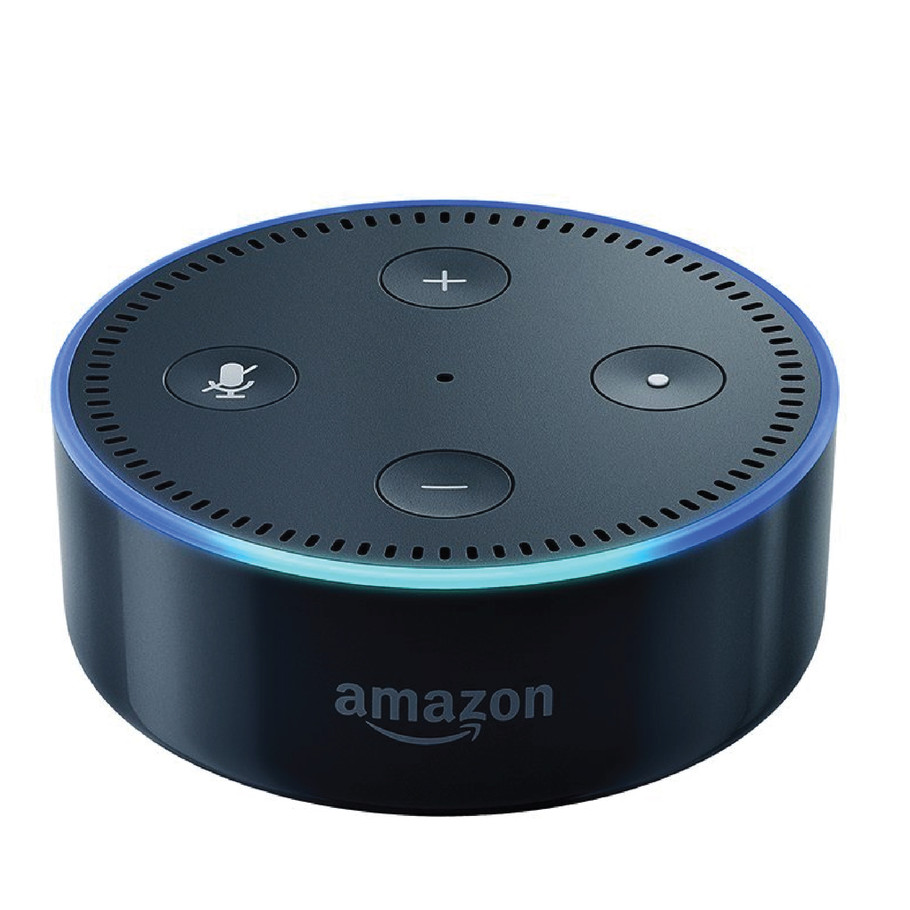 Amazon Echo Dot Redesign