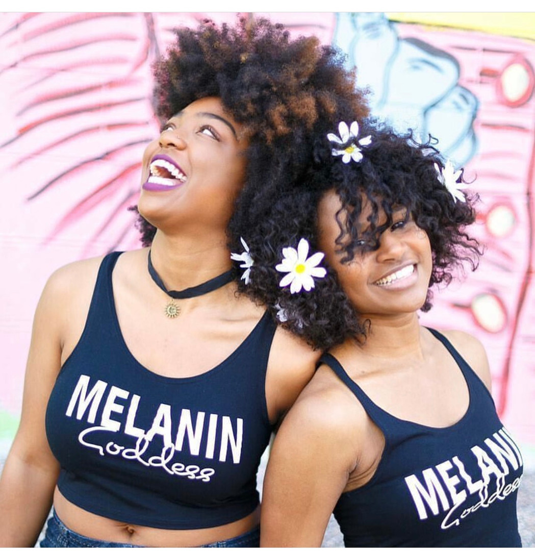 Melanin Girl Movement  Creators: Jasmine Merritt and Sylvia W  Photographer: Sydney Foster
