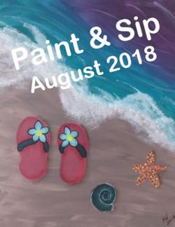 Paint & Sip 2018