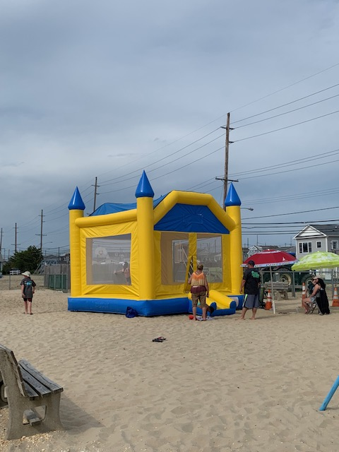 Pig Roast - Bounce House