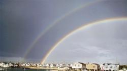 Bay Beach Double Rainbow