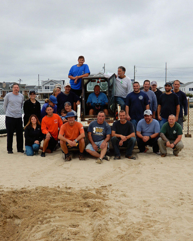 Thanks to our Playground Demo Day Team!