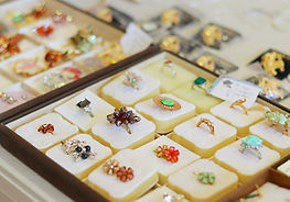 Jewellery at Collectables Fair Blockhouse Bay