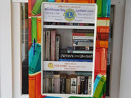 Blockhouse Bay Little Library