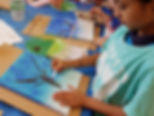 Blockhouse Bay Community Centre kids art classes
