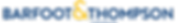 Barefoot Thompson logo