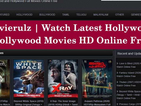 Movierulz - Know All About Movierulz Full HD Movies Download Website