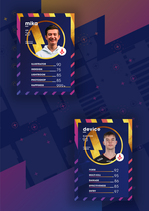 BLAST Pro Series Player Skills Card Thum