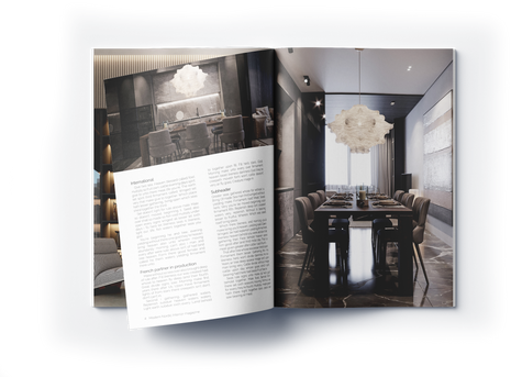 Modern Nordic Interior page 4 and 5