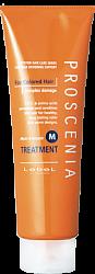 Маска по уходу за прямыми волосами PROSCENIA TREATMENT M