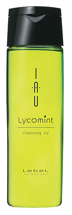 Шампунь IAU Lycomint cleansing icy