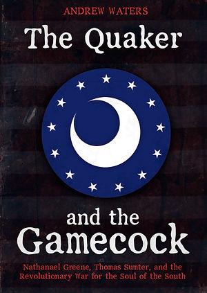 The Quaker and the Gamecock cover draft.