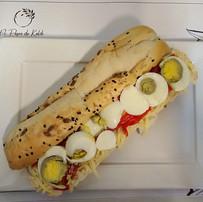 Sandwich Yuca