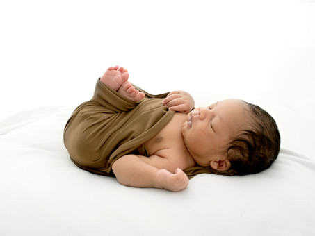 How Old is Too Old for a Baby to Get Newborn Photos