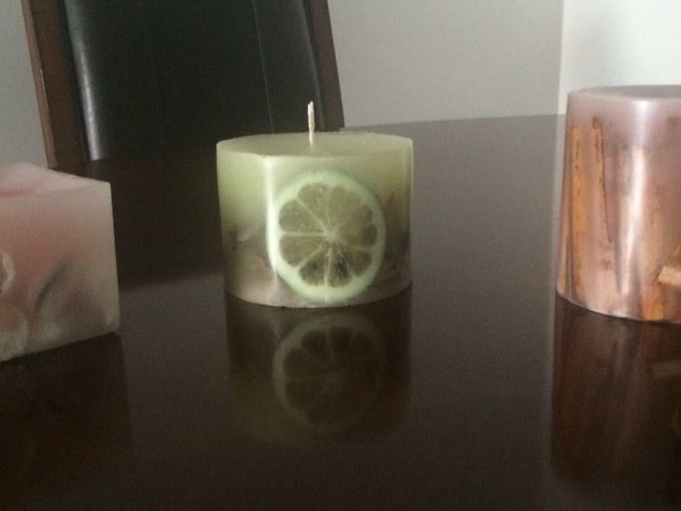 Rellena con Limon