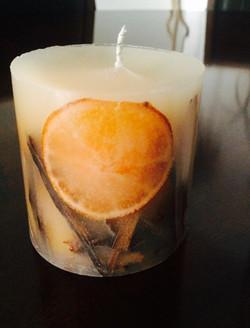 Rellena con Naranja