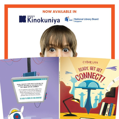 Available in Books Kinokuniya Singapore and National Library Board Singapore