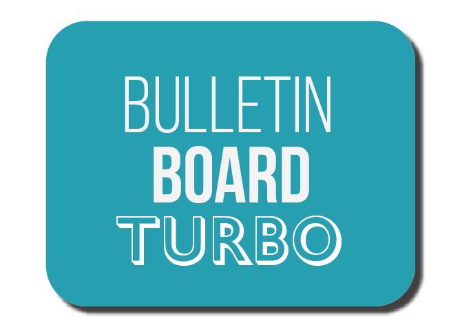 Schedule a call - Bulletin Board Turbo