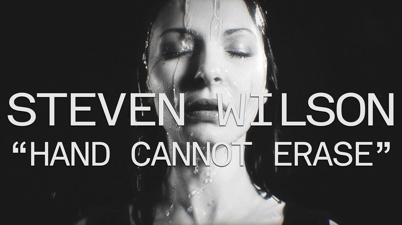 """Steven Wilson """"Hand Cannot Erase"""""""