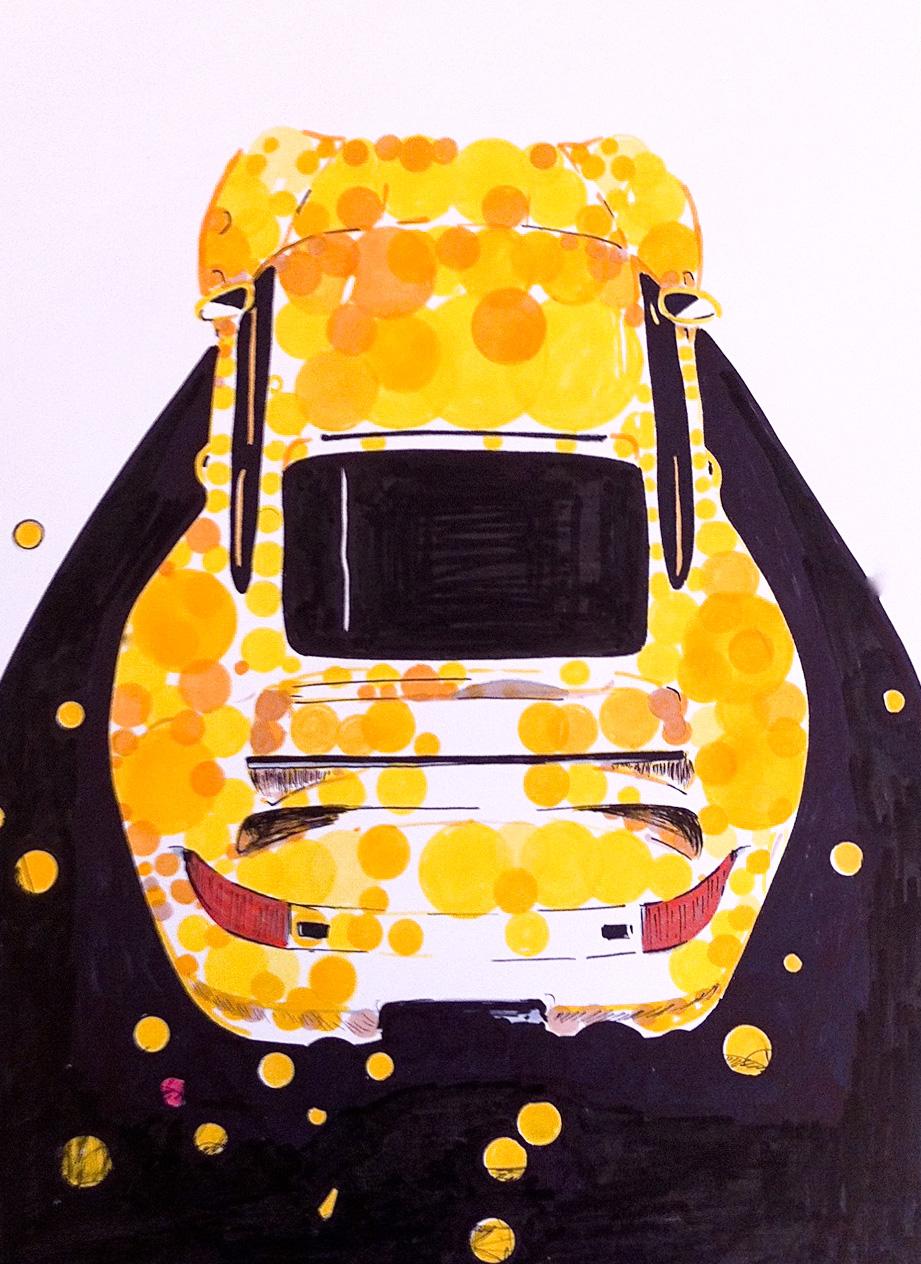 993 jaune