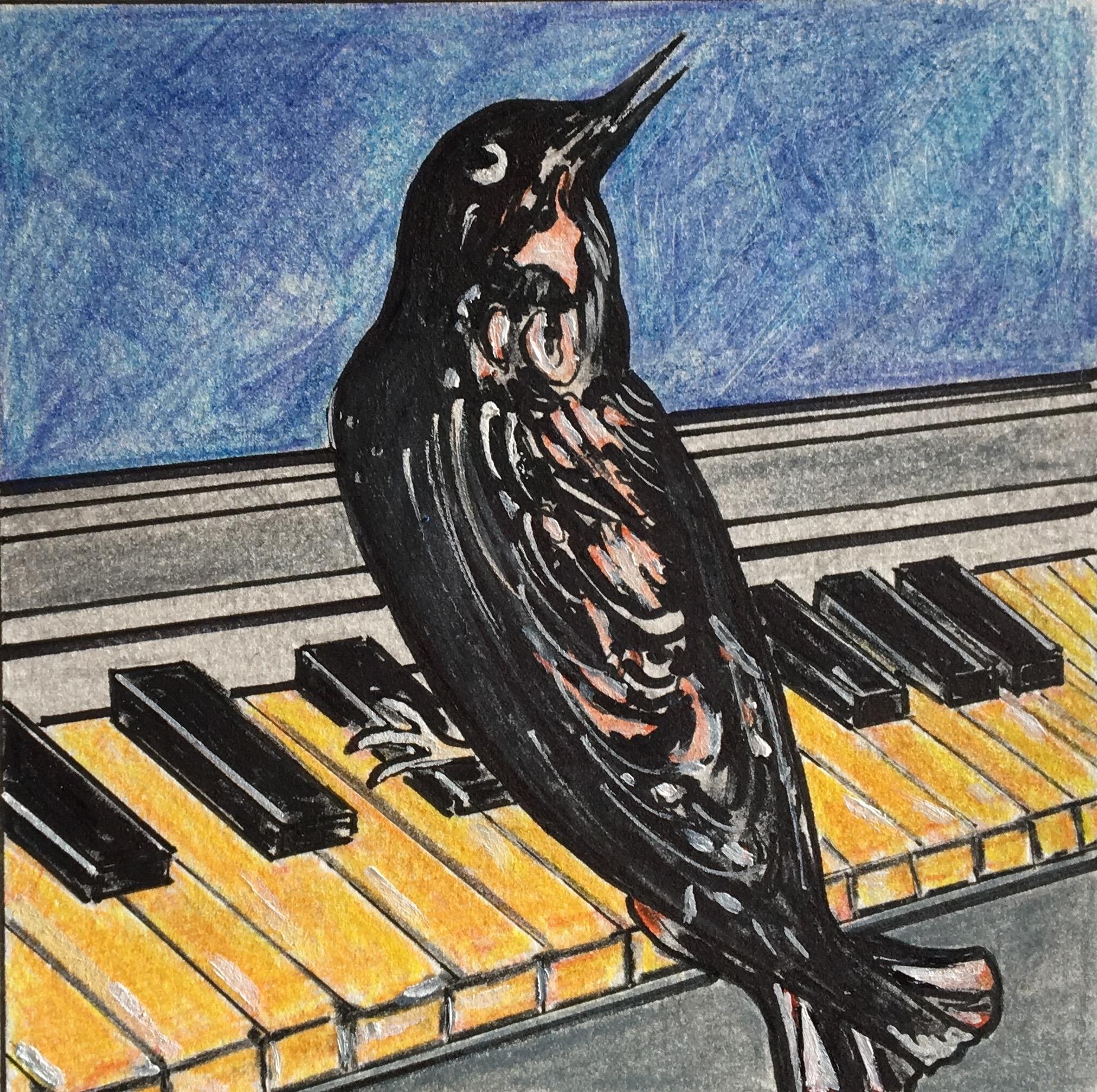 Les oiseaux chantent